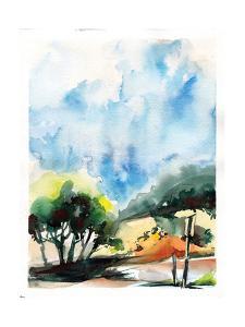 Landscape by Sophia Rodionov