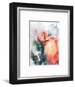 Pink Flamingo by Sophia Rodionov