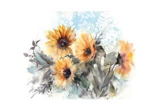 Sunflowers by Sophia Rodionov