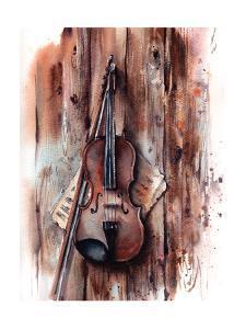Violin by Sophia Rodionov