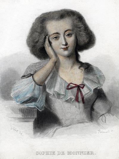 Sophie De Monnier, 19th Century- Ferdinand-Giclee Print