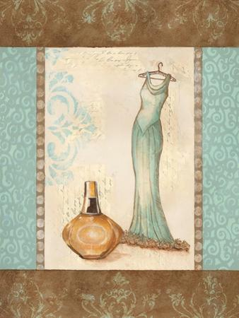 Aqua Fashion II by Sophie Devereux