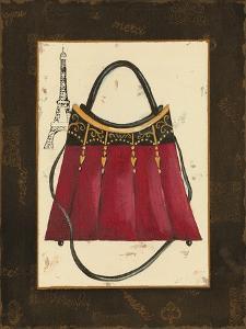 Fashion Purse I by Sophie Devereux
