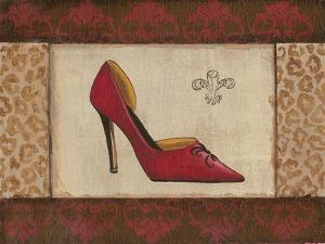Fashion Shoe I by Sophie Devereux