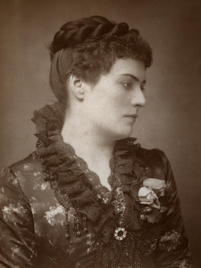Sophie Eyre, British Actress, 1883--Photographic Print