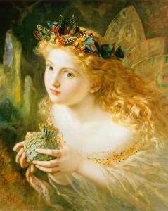 Fairy by Sophie Gengembre Anderson