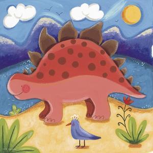Baby Steggy The Stegosaurus by Sophie Harding