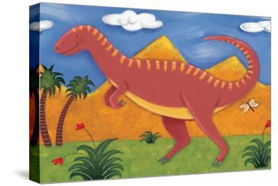 Izzy the Iguanodon