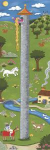 Rapunzel Growth Chart by Sophie Harding