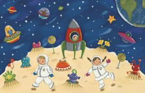 Space Fun by Sophie Harding