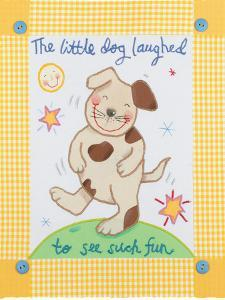 The Little Dog Laughed by Sophie Harding