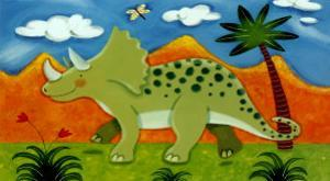 Timmy the Triceratops by Sophie Harding