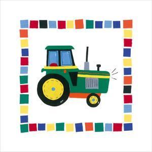 Tractor by Sophie Harding