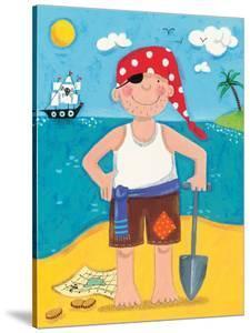 Treasure Island IV by Sophie Harding
