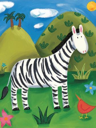 Zara the Zebra