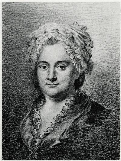 Sophie La Roche, 1884-90--Giclee Print