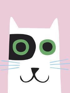 Best of Friends - Cat by Sophie Ledesma