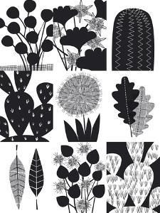 Cacti Composite by Sophie Ledesma