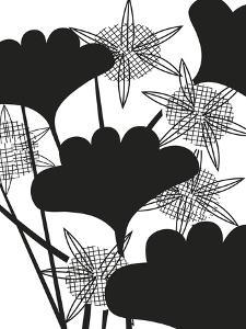 Graphic Ginko by Sophie Ledesma