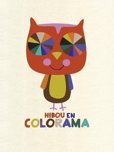 Hiboucolorama by Sophie Ledesma