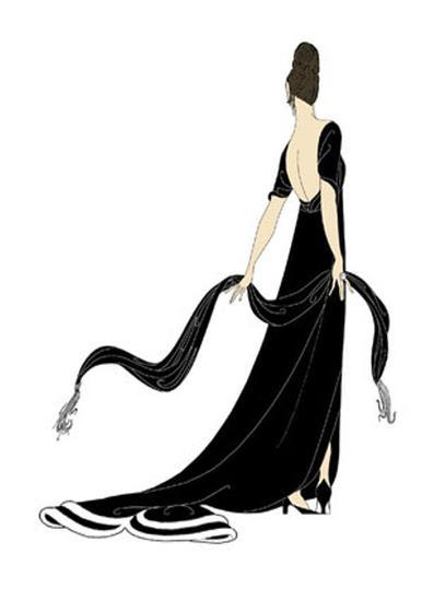 Sophisticated Ladies IV--Art Print