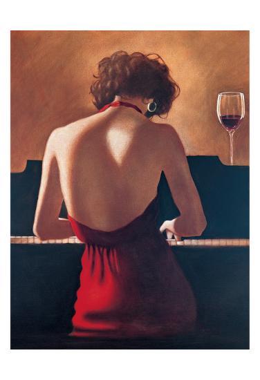 Sophisticated Lady-May May-Art Print