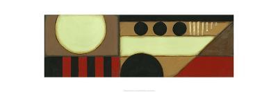 Sophisticated Loft Panel II-Jennifer Goldberger-Art Print