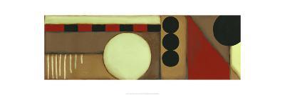 Sophisticated Loft Panel III-Jennifer Goldberger-Art Print