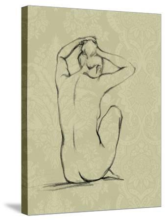 Sophisticated Nude I-Ethan Harper-Stretched Canvas Print