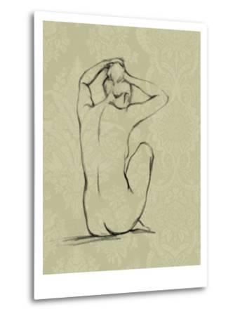 Sophisticated Nude I-Ethan Harper-Metal Print