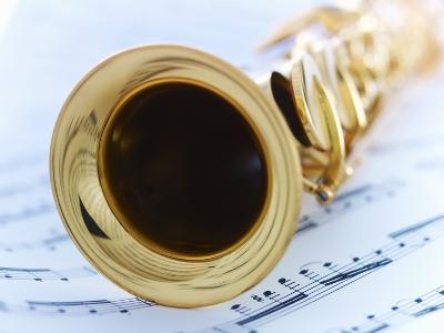Soprano Saxophone-Adam Gault-Photographic Print