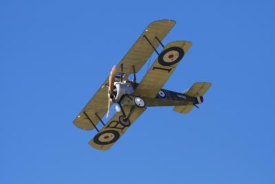 Sopwith Camel, WWI Fighter Plane, War Plane-David Wall-Photographic Print