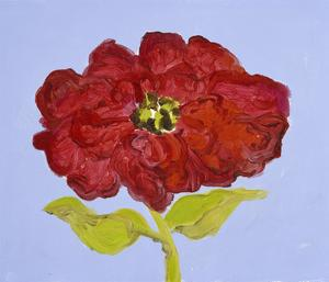Red Flower by Soraya Chemaly