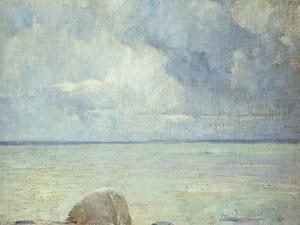 A View of the Sound by Soren Emil Carlsen