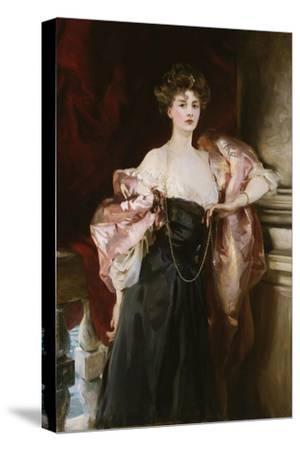 Portrait of Lady Helen Vincent, Viscountess D'Abernon, 1904