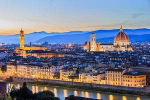Florence, Italy by sorincolac