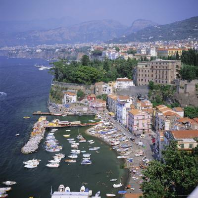 Sorrento, Costiera Amalfitana (Amalfi Coast), Unesco World Heritage Site, Campania, Italy, Europe-Roy Rainford-Photographic Print