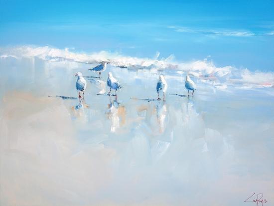 Sorrento Gulls-Craig Trewin Penny-Premium Giclee Print