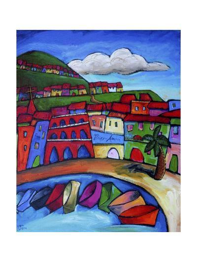 Sorrento, Italy-Sara Catena-Giclee Print