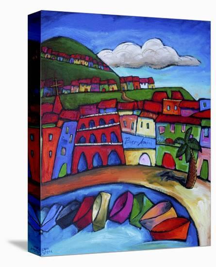 Sorrento, Italy-Sara Catena-Stretched Canvas Print