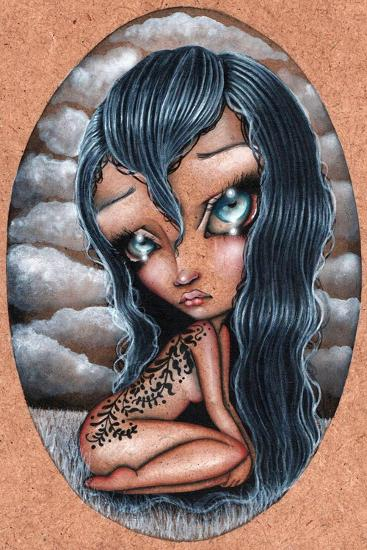 Sorrow-Helena Reis-Giclee Print