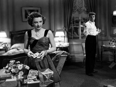 Sorry, Wrong Number, Burt Lancaster, Barbara Stanwyck, 1948--Photo