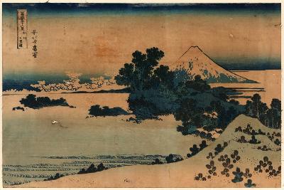 Soshu Shichiriga Hama-Katsushika Hokusai-Giclee Print
