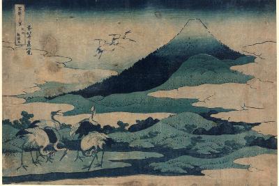 Soshu Umezawa Zai-Katsushika Hokusai-Giclee Print