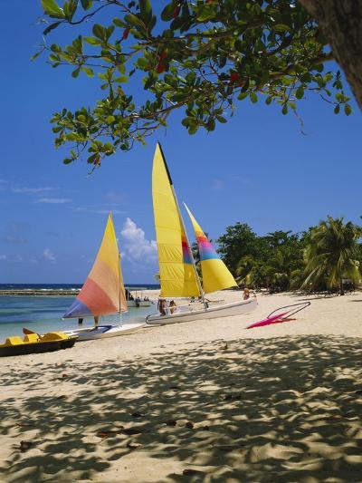 Soufriere, St Lucia, Caribbean-Robert Harding-Photographic Print