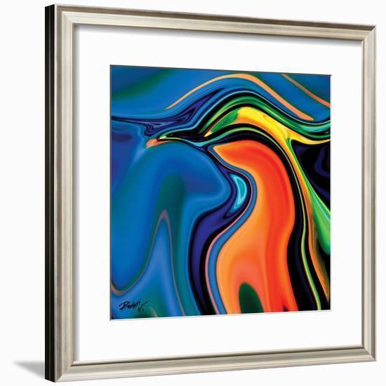 Soul Bird 2-Rabi Khan-Framed Art Print