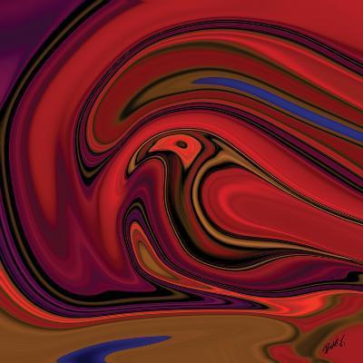 Soul Bird 3-Rabi Khan-Art Print