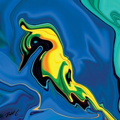 Soul Bird-Rabi Khan-Art Print