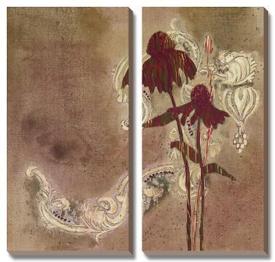 Soul Remedy II-Gina Miller-Canvas Art Set