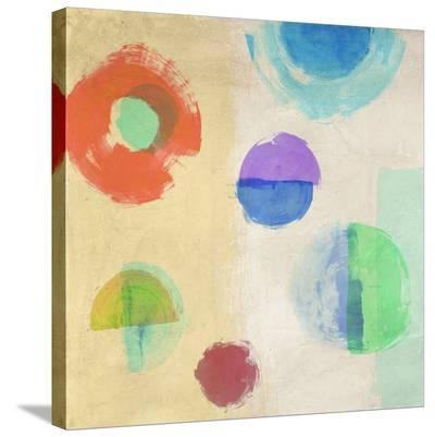 Soul Train I-Sandro Nava-Stretched Canvas Print